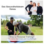 Cover Hörbuch - Was ist Personal Training?