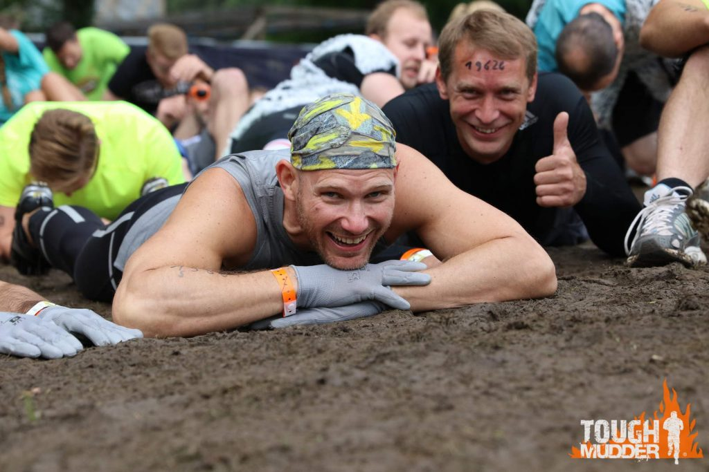 Tough Mudder Warm up